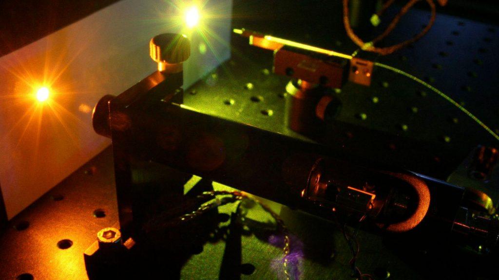 fibre laser